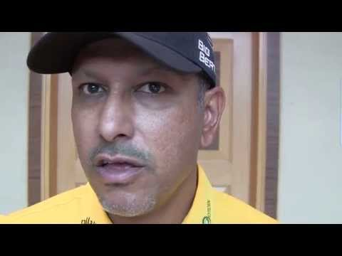Dubai Open 2014: Interview with Jeev Milkha Singh (Ind)