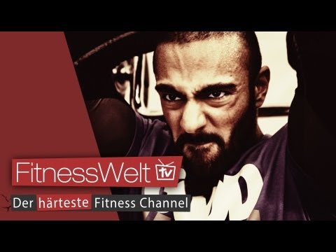 Karl Ess vs. Seyit! MMA Workout - UFC Fighter Training Bodybuilding vs. MMA Fighter  (4) Image 1
