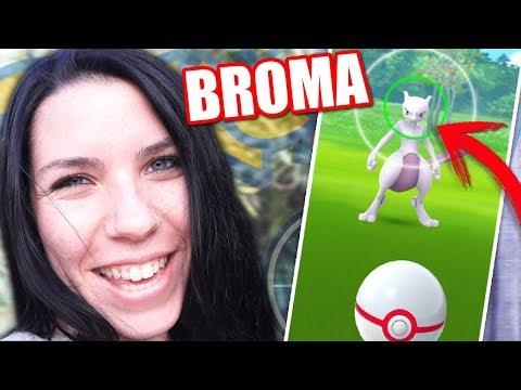 BROMA a MI AMIGO (NO LE CAPTURO su MEWTWO) en Pokemon Go   SoninGame