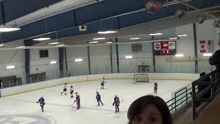 Oakville Atom A Blue Rangers vs Brampton, Goal Video Clip, January 18, 2019