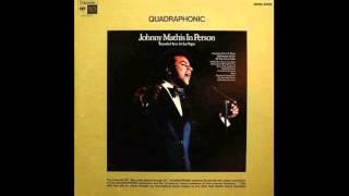 Johnny Mathis u200e– In Person   Recorded Live At Las Vegas 1972( Full Album)