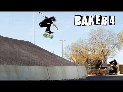"Bryan Herman's ""Baker 4"" Part"