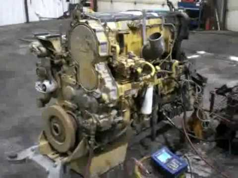 C15 CATERPILLAR DIESEL ENGINE