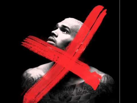 """Chris Brown """"X"""" (Deluxe Version) [iTunes+] news - YouTube X Album Cover Chris Brown"""