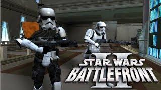 Star Wars Battlefront II Mods - Legends Reboot 1.0 - Galactic Civil War - Coruscant