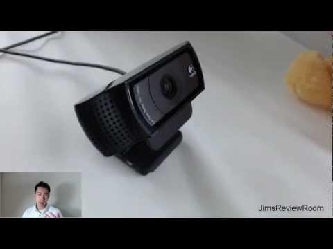 In-Depth REVIEW: Logitech C920 Webcam