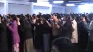 COROS PENTECOSTALES TABLADA NUEVA digno de gloria rev chumpitaz video