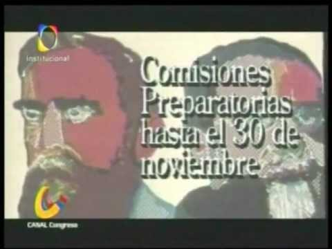 Publicidad Asamblea Nacional Constituyente 1990 - 1991