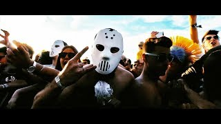 Angerfist - 5 days, 5 countries (2018)