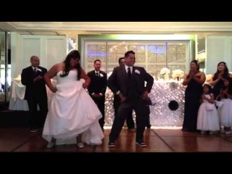 Surprise Wedding Dance With Gangnam Style Jo And Row