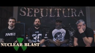 SEPULTURA - First Track-By-Track #1 (Machine Messiah Trailer)