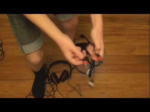 How to set up the Turtle Beach P11 Headset PS3/PC