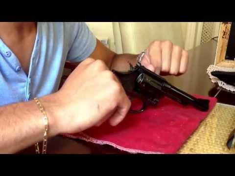 Revólver calibre .22 modelo taurus 94. 9 tiros. Model 94