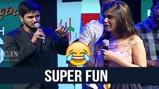 Kirrak Party Team Making Hilarious Fun @ Kirrak Party Pre Release Event | TFPC