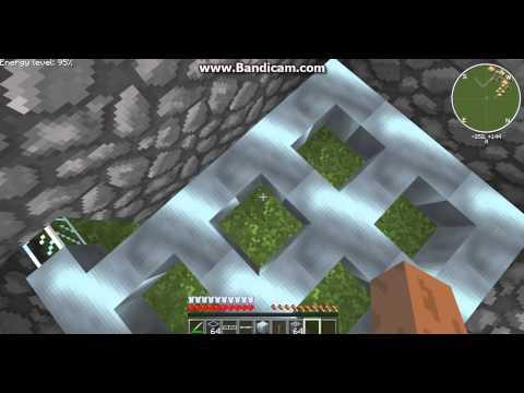 Как сделать ловушку для квантов - Видео из Майнкрафт (Minecraft) скачать видео смотреть онлайн youtube ютуб
