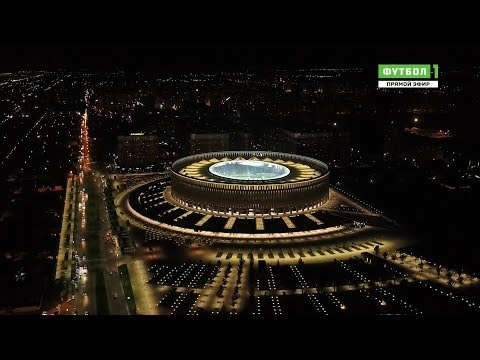 Видеообзор матча «КРАСНОДАР» (РОССИЯ) – «ЛЮНГБЮ» (ДАНИЯ)