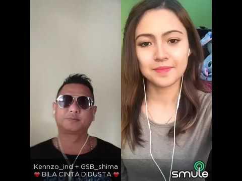 SUARA merdu + KEREN duet smule lagu malaysia '