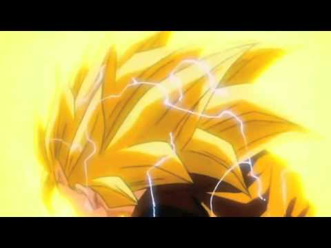 Super Saiyan 3 Transformation Dubstep video