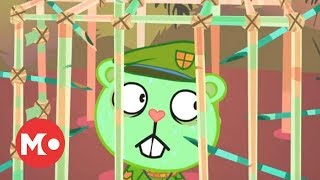 Happy Tree Friends - Happy Tree Friends - Easy For You to Sleigh (Part 2)
