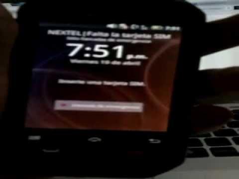 Desbloquear Motorola i867 NEXTEL