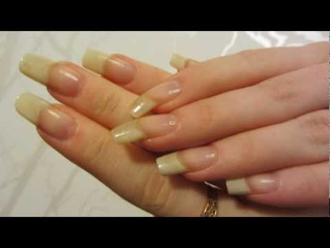 How To Grow Long Nails My Weekly Nail Care Routine