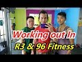 Workout in R3 Fitness & 96 Fitness thumbnail