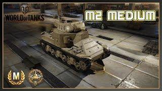 World of Tanks // M2 Medium // Ace Tanker // High Caliber // Xbox One