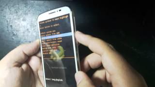 como retirar o bloqueio (HARD RESET) Alcatel onetouch  7040E