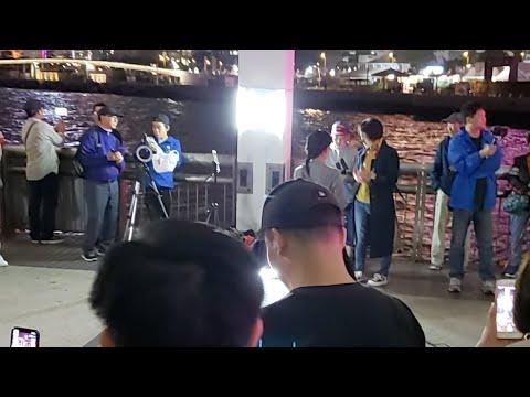 香港旺角小龍女 龍婷 現場直播@181019HK