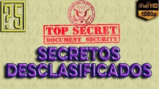 5 Terribles Documentos Secretos Desclasificados [Conspiraciones 2015 HD 1080p]
