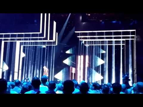 Eurovision 2016 Latvia second semi final rehearsal