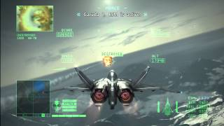 Ace Combat 6: Fires of Liberation Mission 7 (Selumna Peak)