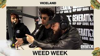 WEED WEEK - CABALLERO JEANJASS (viceland)
