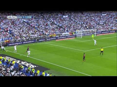 La Liga  Real Madrid vs Barcelona - FULL HD 1080i - Full Match - Stadium Commentary