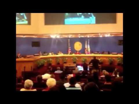 Miami Dade County Commissioner Rebecca Sosa