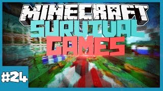 Minecraft Survival Games #24 | The Anime Duo!