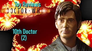 Toy Reviews 10th Doctor 2