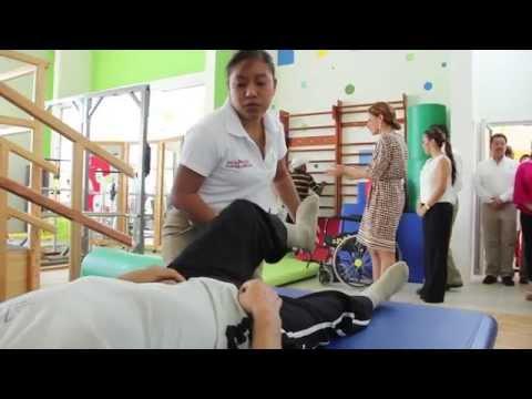 Remodelación del CRIC: Centro de Rehabilitación de Coatzacoalcos: Gobierno de Veracruz