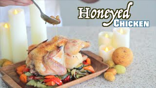 Honeyed Chicken (Game of Thrones inspired recipe) | GEEKY YUMS