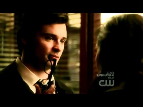 """Clark Kent will be the mask"" (Smallville"""
