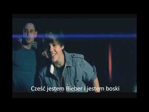 Justin Bieber-baby - Parodia Po Polsku video
