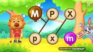 Play learn the letters English for kids | إلعب وتعلم الحروف الإنجليزية للأطفال