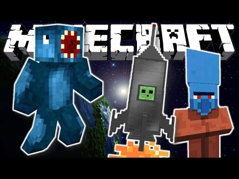 Minecraft: I SAVED IBALLISTICSQUID! (Mod Showcase & Machinima)