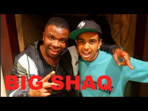 BIG SHAQ MANS NOT HOT IN MY HOUSE !!!