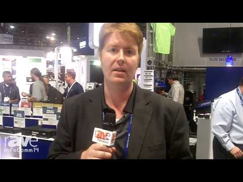 InfoComm 2014: Intelix Intros Under-table Scaling Switcher