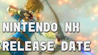 NX Coming March 2017 + New Zelda Coming to NX & Wii U