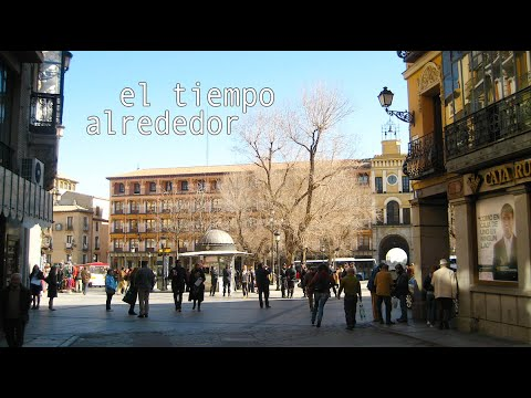 Thumbnail of video El tiempo alrededor<object width='200' height='200'><param name='movie' value='http://unvlog.com/tools/widget.swf?unvlog=moriarty'></param><embed src='http://unvlog.com/tools/widget.swf?unvlog=moriarty' type='application/x-shockwave-flash' width='200' hei