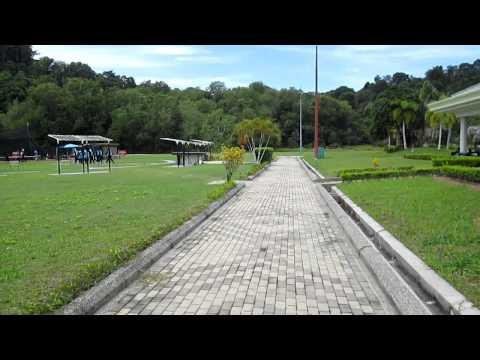 Brunei Paintball Center at Jerudong Sport Complex (field view)