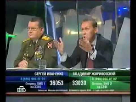 К Барьеру Жириновский Против Единой России