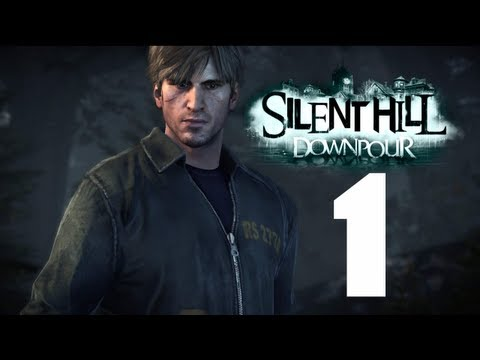 Silent Hill Downpour: Часть 1 - Заключенный